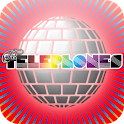 the telephones Official Appli logo