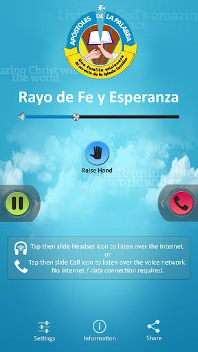 Rayo de Fe y Esperanza