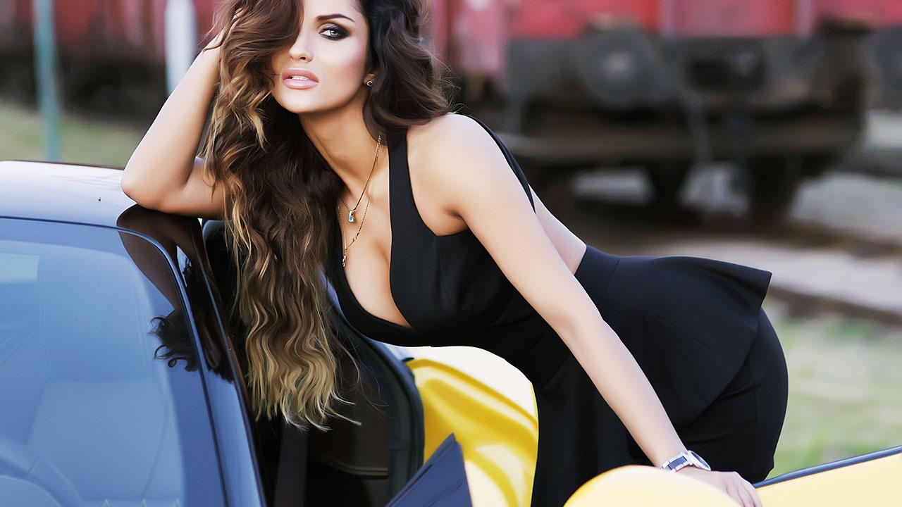 car girl wallpapers hd   android apps on google play
