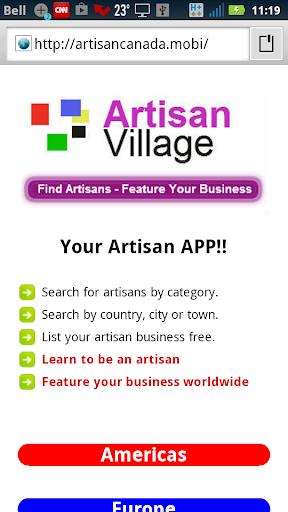 Artisan Village Crafts Arts