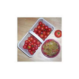 Sweet Green Tomato Ketchup