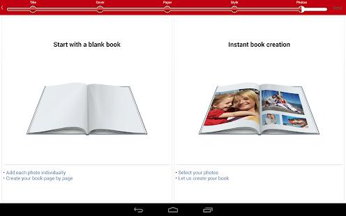 Photo Books by CEWE  - No.1 - screenshot thumbnail