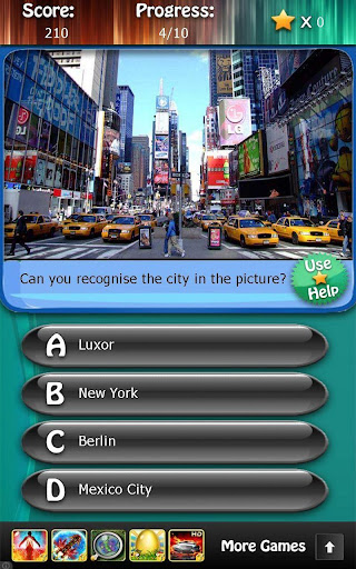 Most Beautiful Cities Quiz HD