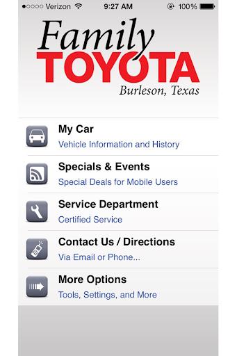 Family Toyota