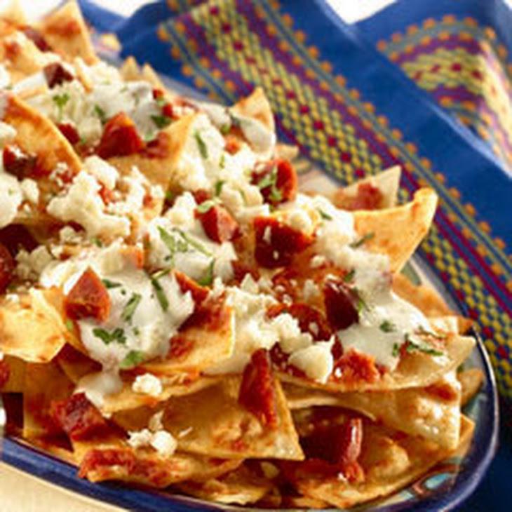 Chipotle Chilaquiles Recipe