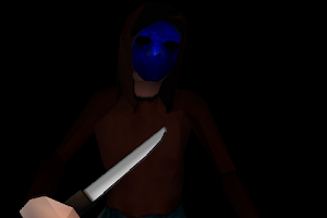 Screenshot of Slender Man: Eyeless JACK