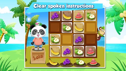 Игра Lola's Fruity Sudoku для планшетов на Android