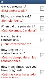 Medical Spanish - AUDIO- screenshot thumbnail
