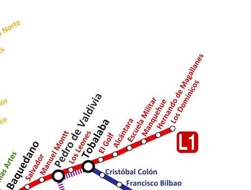 玩免費旅遊APP 下載Santiago Metro app不用錢 硬是要APP