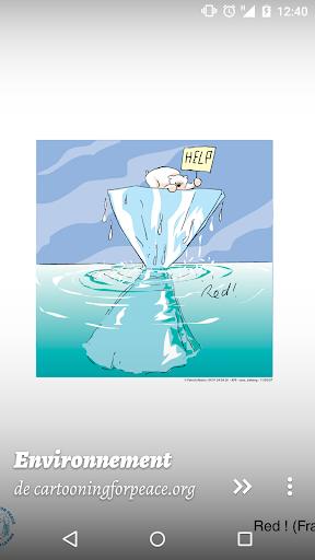 Cartooning for Peace Muzei