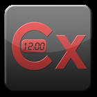 Caynax數字時鐘部件 icon