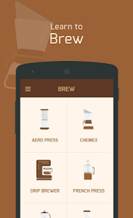 Cuppa101 - Coffee Guide- screenshot thumbnail