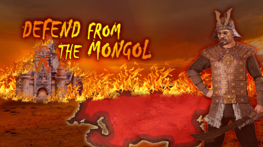 Defend From Mongolian