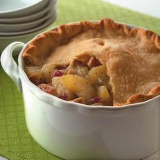 Savory Chicken and Apple Pot Pie