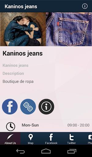 Kaninos jeans
