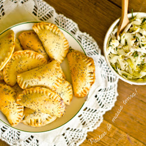 Turkey and Spices Pastries