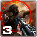 Le Tireur des Zombies 3D III icon