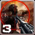 Zombie Sniper 3D III icon