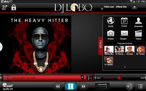 DJ Lobo- screenshot thumbnail
