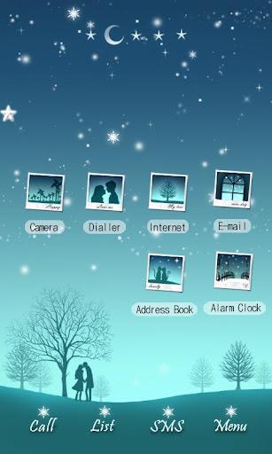 CUKI Theme Winter Love Story