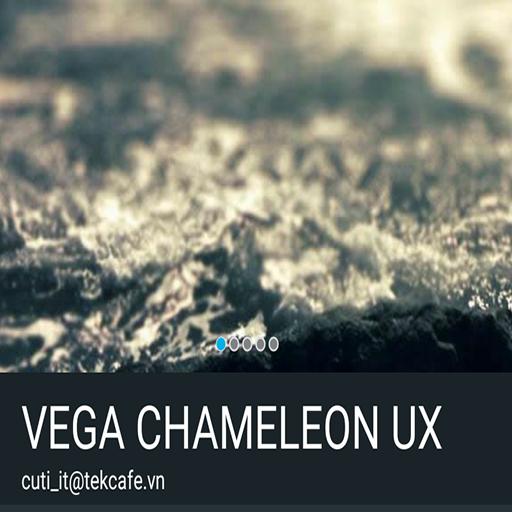 Vega Chameleon UX - CM12 Theme