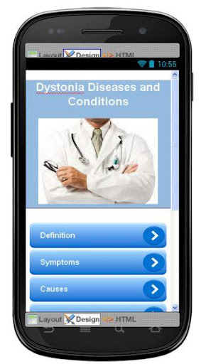 Dystonia Disease Symptoms