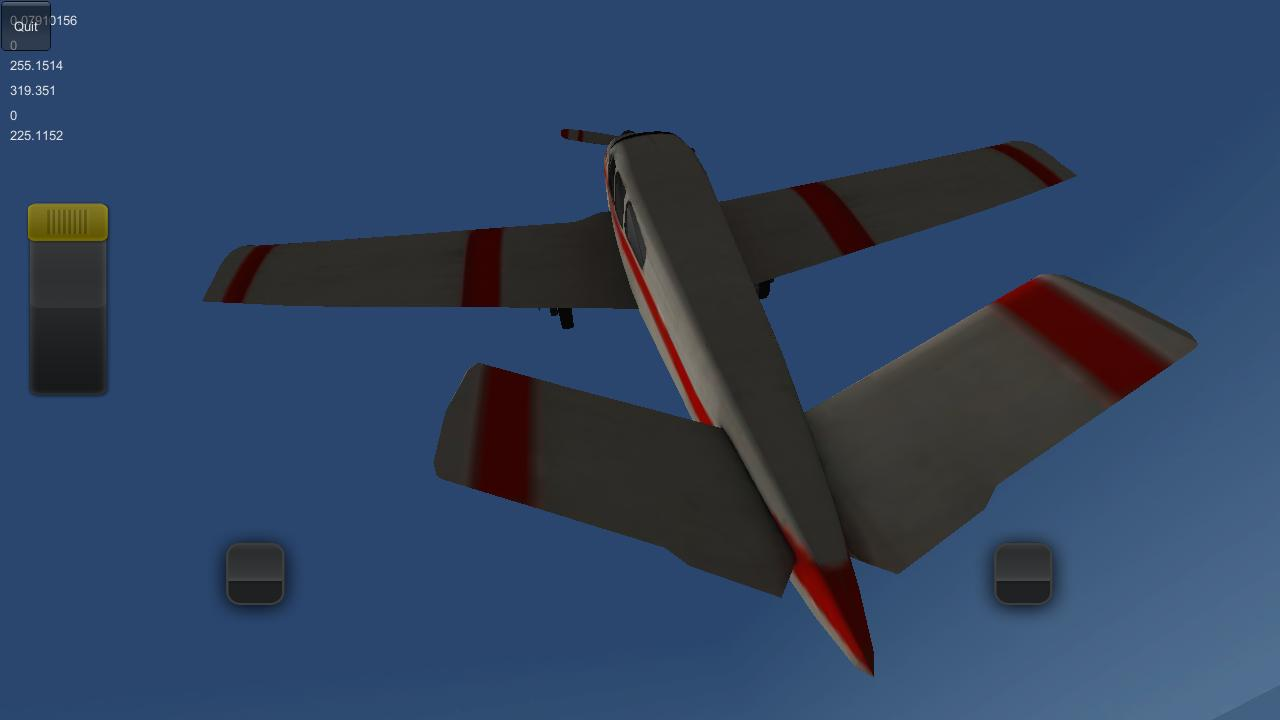 Flight Simulator (OLD) - screenshot