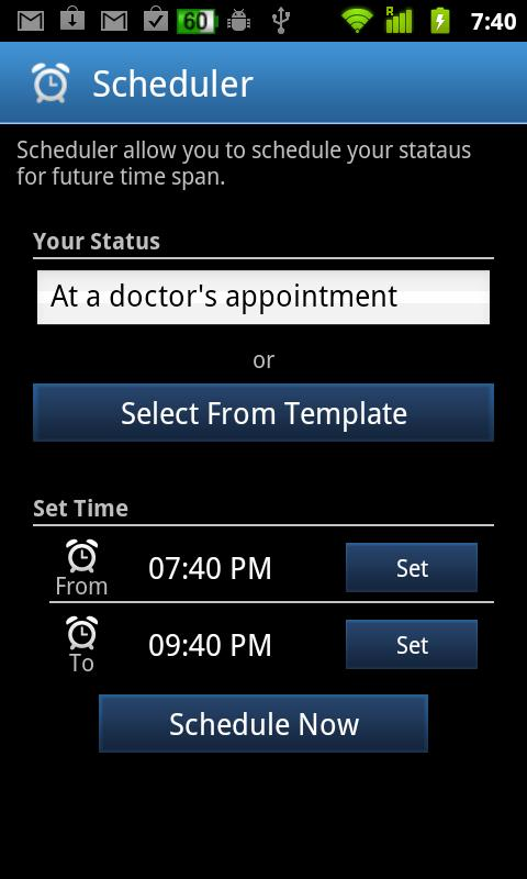 iRappU (Instant Response)- screenshot