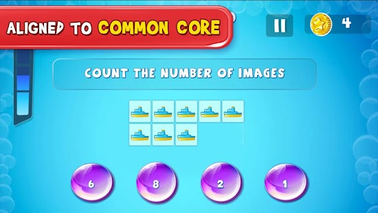 Math Pop Grade 1- screenshot thumbnail