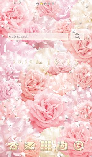 可愛換裝桌布★Shiny Rose