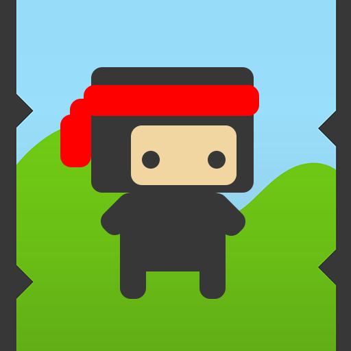 Ninja Hop LOGO-APP點子