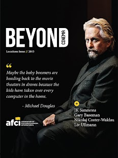 Beyond Cinema Magazine- screenshot thumbnail