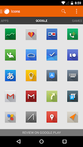 Nox - Icon Pack v2.5