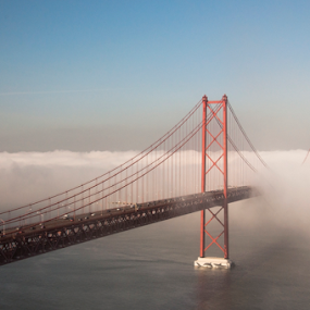 Ponte 25 de Abril by Carlos Palhau - Buildings & Architecture Bridges & Suspended Structures