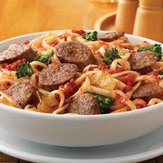 Johnsonville Zesty Italian Sausage Pasta