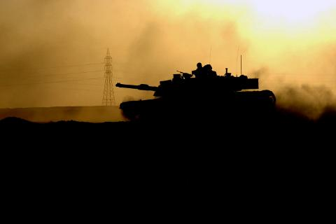 M1 Abrams Tank FREE - screenshot