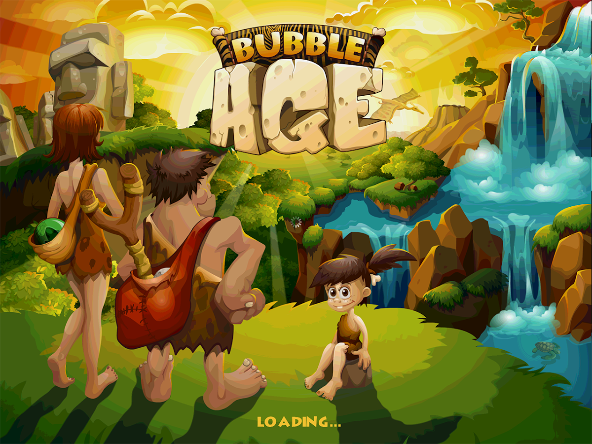 Bubble Age- screenshot