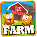Happy Farmer: Stranded (Farm) logo