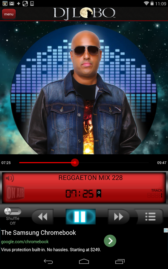 DJ Lobo - screenshot