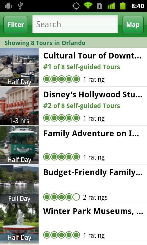 Orlando City Guide screenshot #5