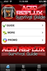 Acid Reflux Guide And Tips Android Books & Reference