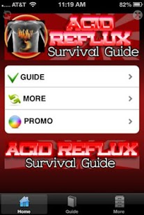 Acid Reflux Guide And Tips - screenshot thumbnail