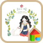 winter dodol launcher theme icon
