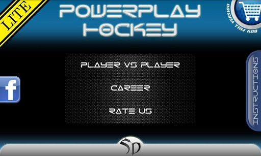 【免費體育競技App】Powerplay Hockey Lite-APP點子