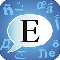English CleverTexting IME logo