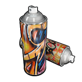 Graffiti Spray