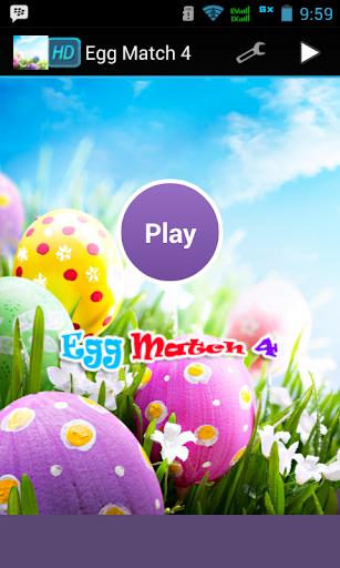 Egg Match 4