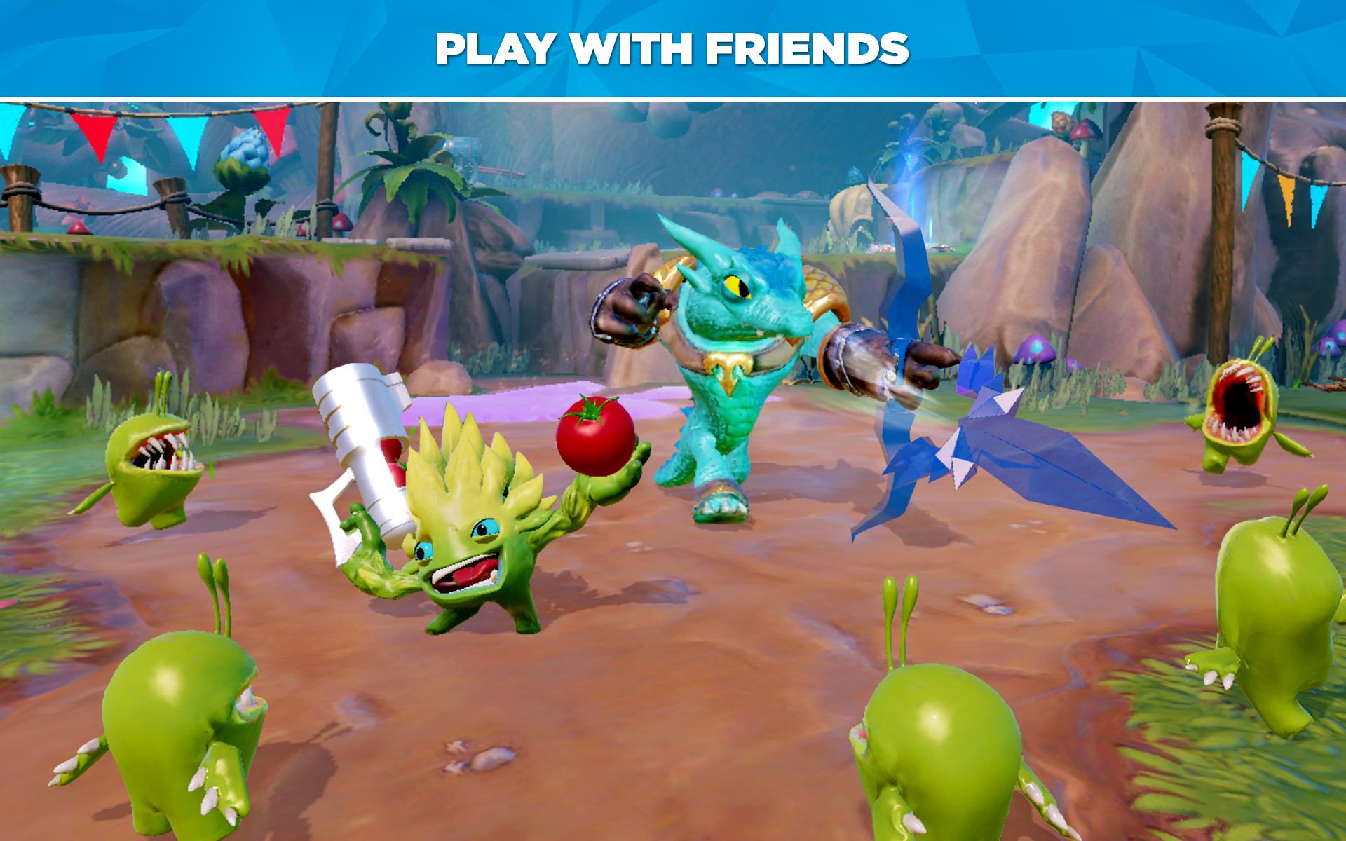 Skylanders Trap Team™ screenshot #6