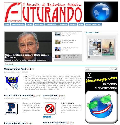 【免費新聞App】Futurando-APP點子