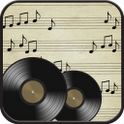 Music Notes 3D Live Wallpaper icon